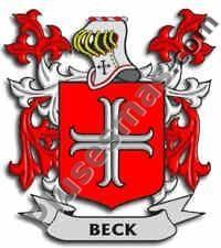 Escudo del apellido Beck