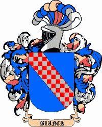 Escudo del apellido Blanch