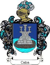 Escudo del apellido Caba