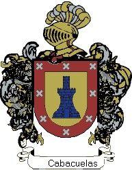 Escudo del apellido Cabacuelas
