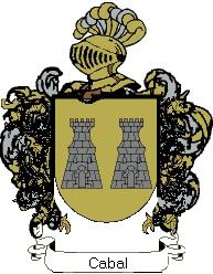 Escudo del apellido Cabal