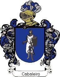 Escudo del apellido Cabaleiro