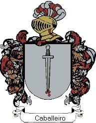 Escudo del apellido Caballeiro