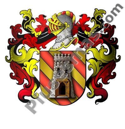 Escudo del apellido Cabañas