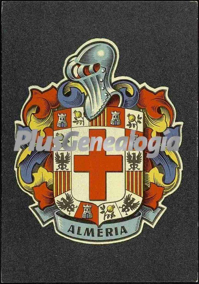 Escudo de la ciudad de almería