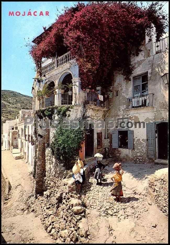 El torreón moro en mojacar (almería) (Fotos antiguas)