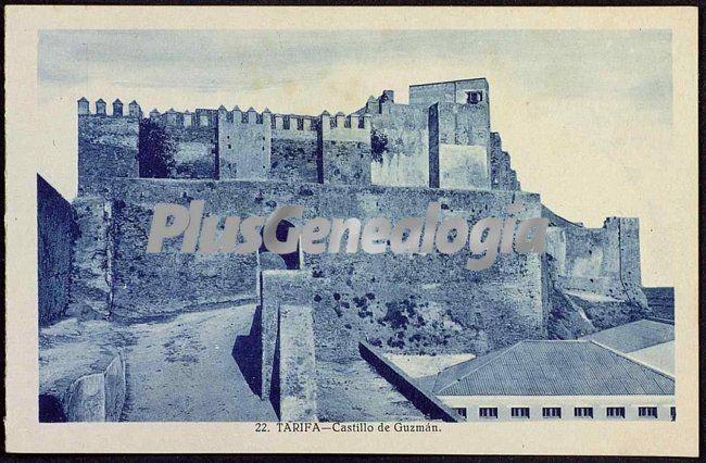 Castillo de guzmán en tarifa