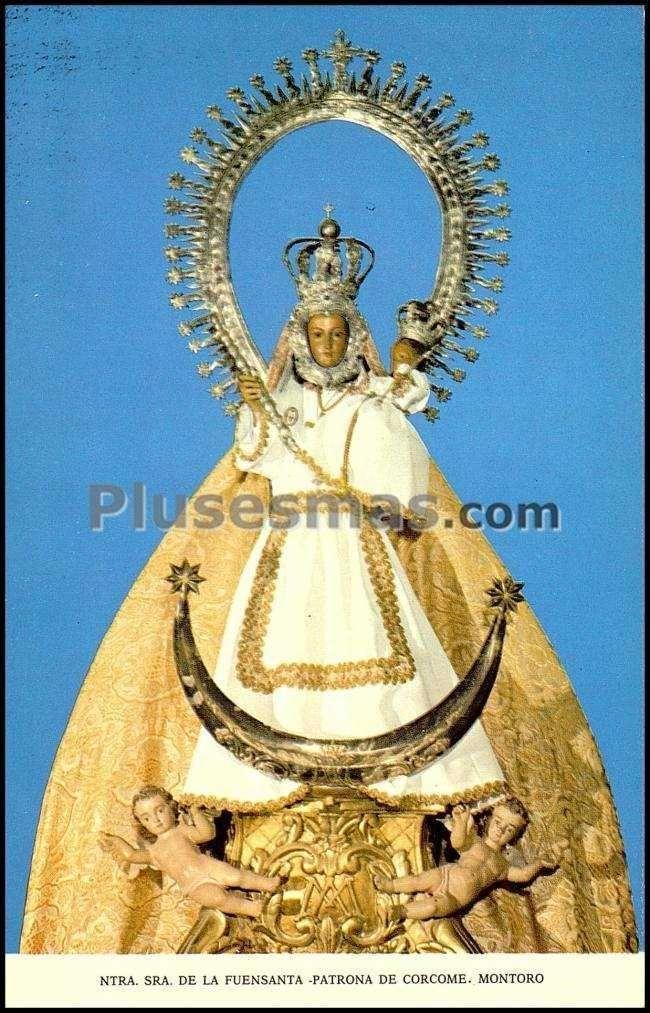 Nuestra Senora De La Fuensanta Patrona De Corcome Montoro Cordoba