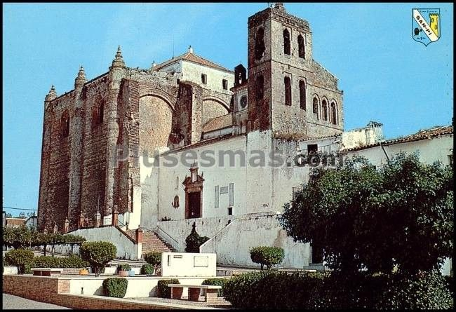 Iglesia parroquial de cazalla de la sierra (sevilla)
