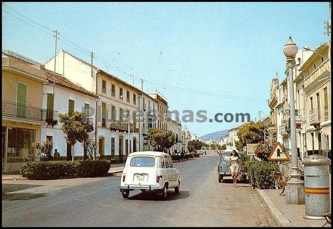 Avenida de josé antonio de la roda de andalucía (sevilla)