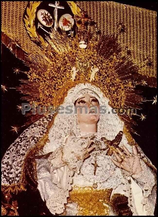 Nuestra señora de los dolores de los palacios y villafranca (sevilla)