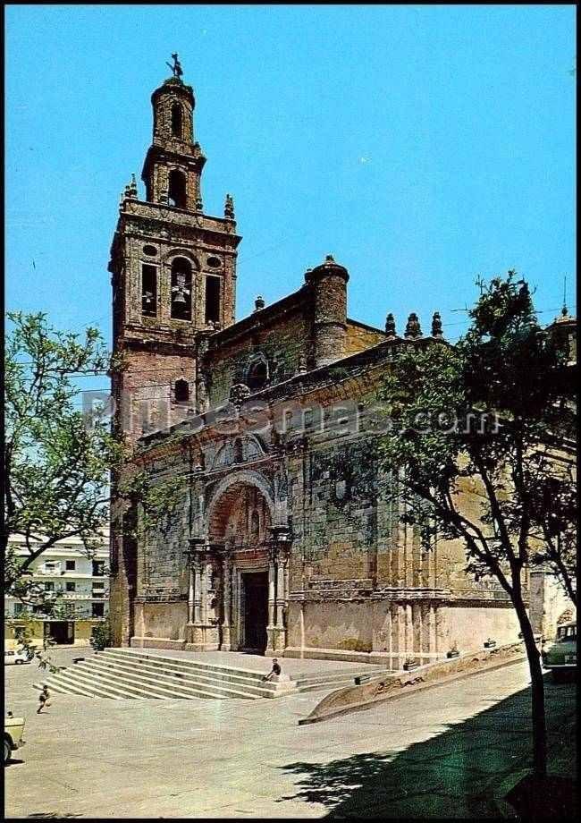 Iglesia de san miguel arcangel en mor n de la frontera sevilla fotos antiguas - Fotos de moron de la frontera ...
