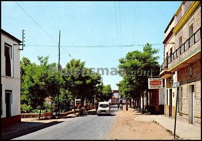 Calle francisco fuentes de villanueva del r o y minas sevilla fotos antiguas - El escondite calle villanueva ...
