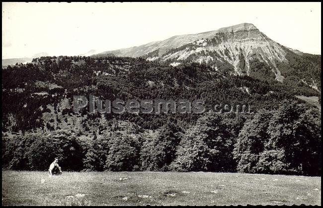 Valle de zuriza en ansó (huesca)