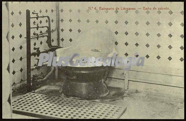 Imagenes De Baño De Asiento:Baño de asiento en el balneario de liérganes (cantabria) (Fotos