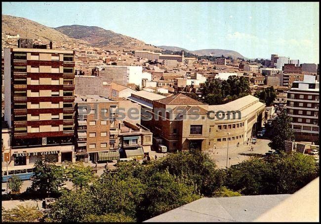 Puertollano Spain  City new picture : Vista parcial de puertollano ciudad real Fotos antiguas
