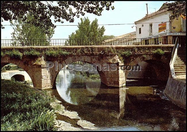 Puente sobre el r o ri nsares de corral de almaguer - Corral de almaguer fotos ...