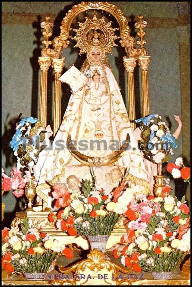 Nuestra se ora de la paz patrona de santa cruz de retamar for Muebles santa cruz de retamar