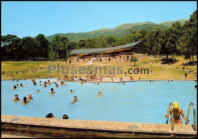 Piscina de la fuente heledia en casavieja vila fotos for Piscinas naturales santander