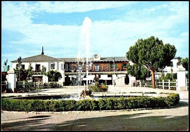 Plaza de coto de puenteviejo vila fotos antiguas for Piscinas naturales santander