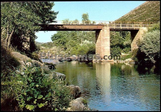 Charco de la puente en navalperal de tormes vila fotos for Navalperal de tormes