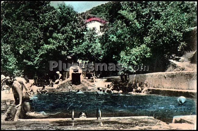 piscina en santa mar a del tietar vila fotos antiguas