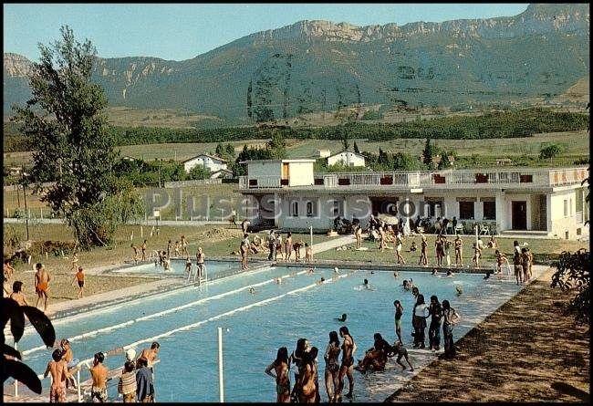 Piscinas En Villasana De Mena Burgos Fotos Antiguas
