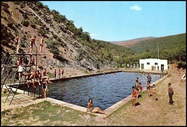 Piscina municipal de barruelo de santull n palencia fotos antiguas - Piscina municipal santander ...