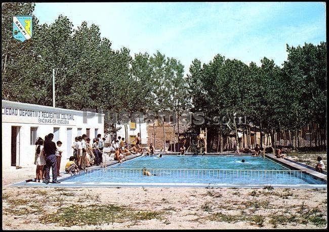 piscinas municipales de encinas de esgueva valladolid