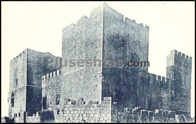Castillo de encinas (valladolid)