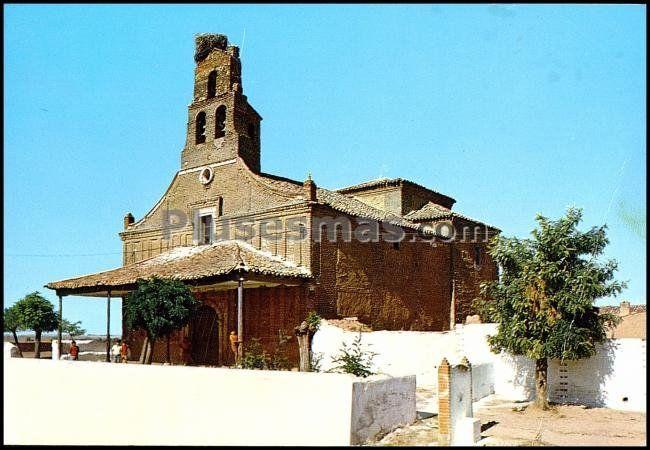 Ermita de santo toribio en mayorga (valladolid)