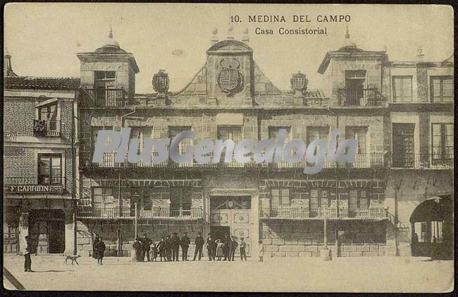 Casa consistorial de medina del campo valladolid fotos - Spa en medina del campo ...