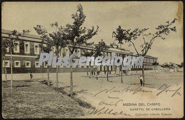 Cuartel de la caballer a de medina del campo valladolid - Spa en medina del campo ...