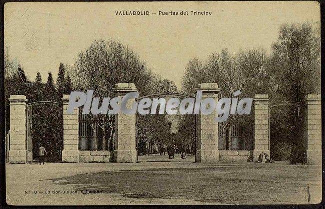 Puertas del pr ncipe de valladolid fotos antiguas - Puertas en valladolid ...