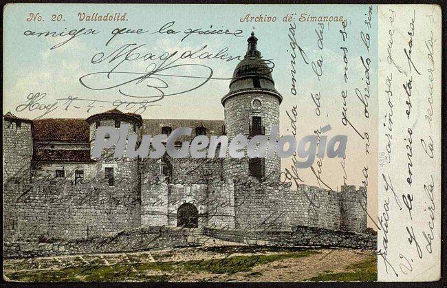 Castillo de valladolid