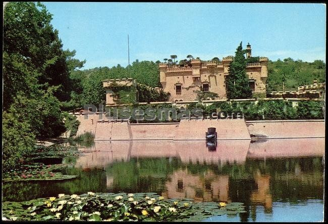 Castillo Jalpí de Arenys de Munt, Barcelona