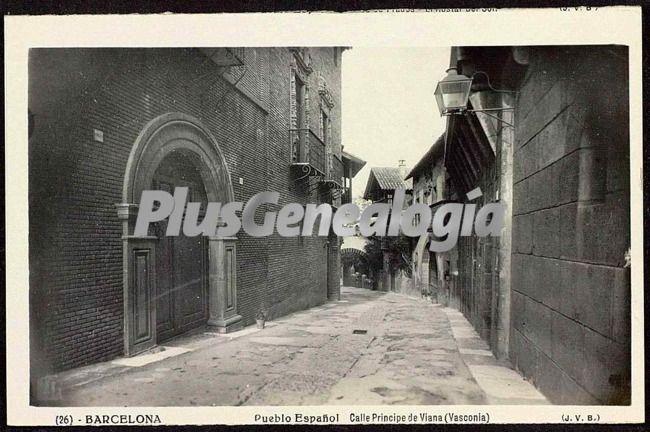 Calle pr ncipe de viana vasconia en barcelona fotos - Calle viana valencia ...