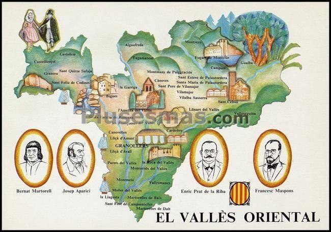 Comarca del vall s oriental en barcelona fotos antiguas - El tiempo en el valles oriental ...