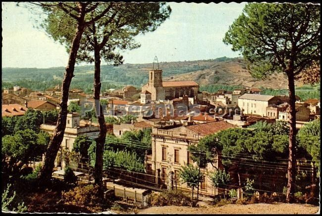 Vista general de la garriga en barcelona fotos antiguas - La garriga mobles ...