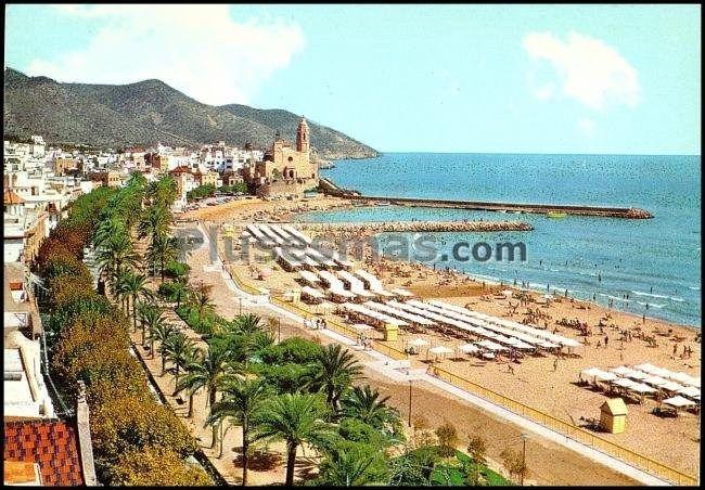 Playa de oro en barcelona fotos antiguas - Fotos de sitges barcelona ...
