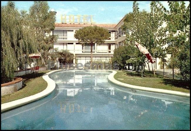 Hotel en fornells de la selva gerona fotos antiguas - Mas goy fornells de la selva ...