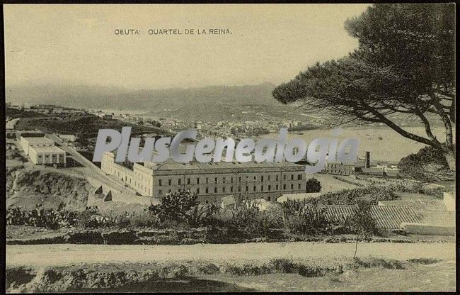 Foto antigua de CEUTA
