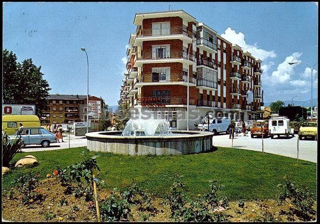 Fuente y calle de la batalla de bail n de villalba madrid for Calle prado manzano collado villalba