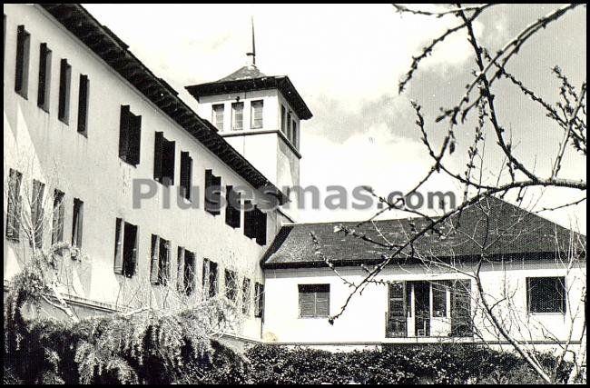 Casa de ejercicios santa mar a de las rozas madrid fotos antiguas - Spa las rozas ...