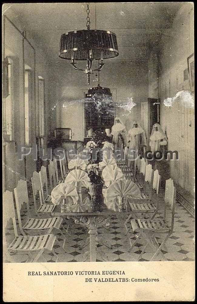 Real Sanatorio Victoria Eugenia de Valdelatas (Madrid)