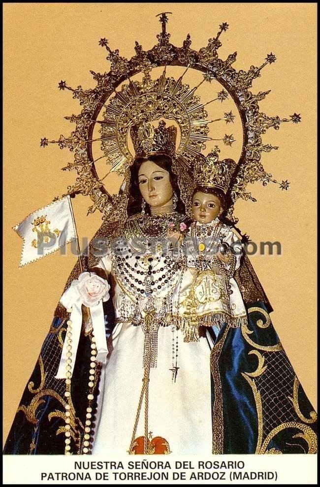 Nuestra se ora del rosario patrona de torrej n de ardoz - Fotos de torrejon de ardoz ...