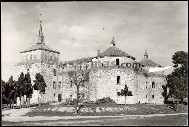 Castillo De Villaviciosa De Odon Madrid Fotos Antiguas