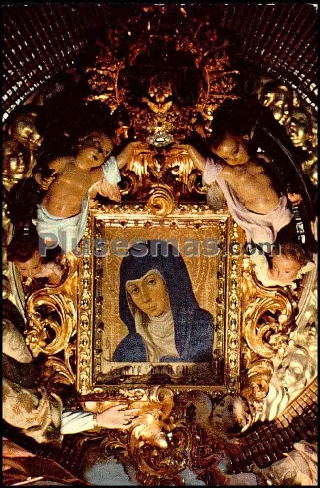 Virgen del milagro de cocentaina alicante fotos antiguas - Cocentaina espana ...