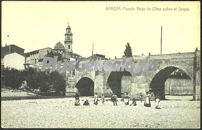 Foto antigua de gandia fotos antiguas for Fotos antiguas de valencia
