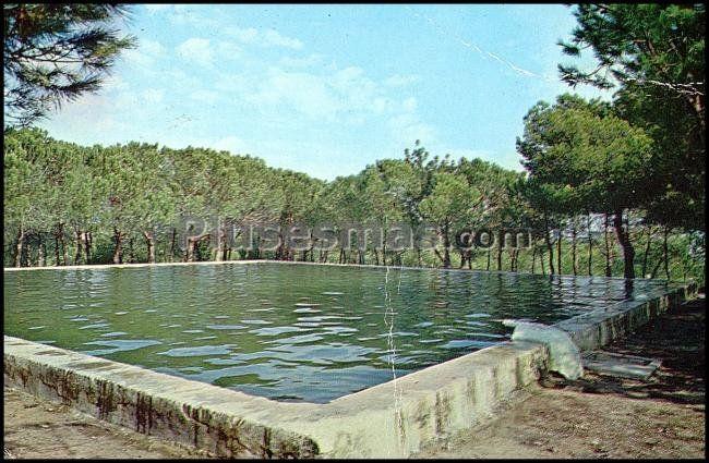 piscina del seminario menor amigoniano de san jos en